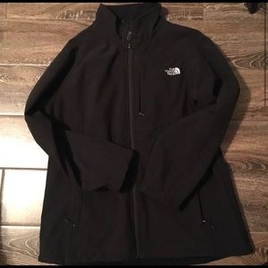Women's north face jacket xl